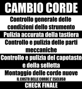 CAMBIO CORDE